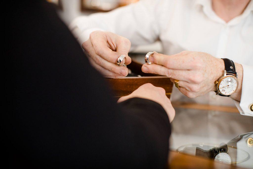 Trauringe bei Juwelier Kreuzkamp