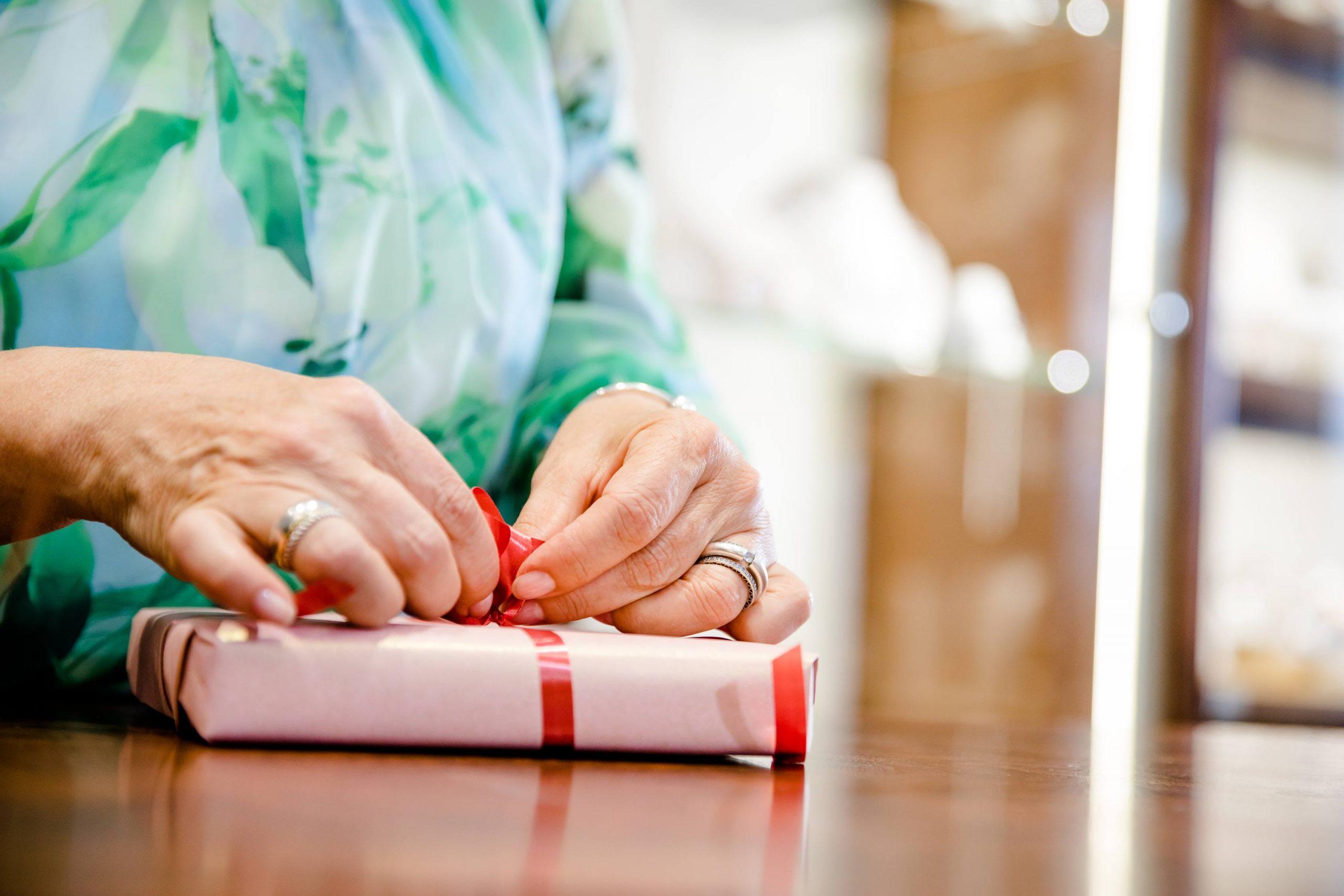 Kleine Geschenkideen zu Nikolaus