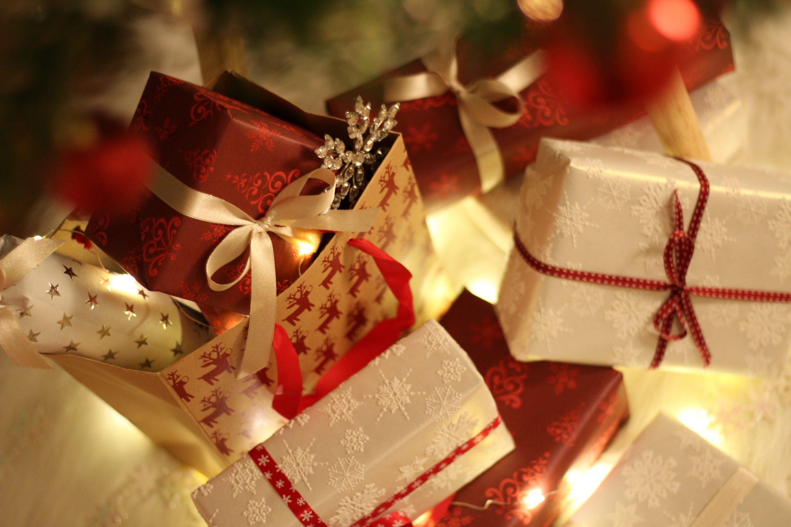 Die 3 besten Geschenkideen zu Weihnachten