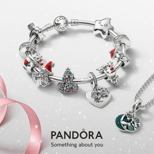 Pandora Weihnachtskollektion 2020